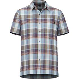 Marmot Innesdale Kortærmet T-shirt Herrer, skyrise